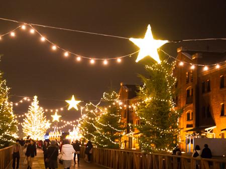 横浜赤レンガのクリスマス2